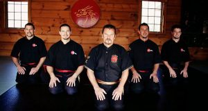 Patenaude Martial Arts Instructors